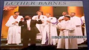 I've Got Joy - Luther Barnes & The Red Budd Gospel Choir,