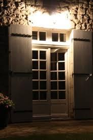 porte de la cuisine porte d entrée de la cuisine photo de l ostal en périgord