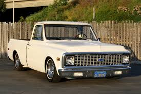 72 Chevy Truck Would Have Picked A Different Color, But This Is Very ...