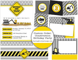 Printable Construction Birthday Invitations - 4birthday.info Dump Truck Party Invitations Cimvitation Nealon Design Little Blue Truck Birthday Printable Little Boys Invites Monster Cloveranddotcom Fireman Template Best Collection Invitation Themes Blue Supplies As Blue Truck Invitation Little Cstruction Boy Vertaboxcom Bagvania Free