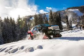 GMC, Nissan Get Their Trucks In Gear For Winter - Wide Open Roads