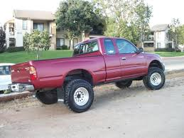 1998 Toyota Tacoma - Information And Photos - ZombieDrive P51 Verts 1998 Toyota Tacoma On Whewell For Sale In Montego Bay St James Cars Myssmilez808 Xtra Cabpickup Specs Photos Space Cab Manchester My Truck Build Dog Adventures Mixed Emotions Pre Runner T100 Metal Design Fabrication Jackson Wy Toyota Tacoma At Friedman Used Bedford Heights Limited 4wd Xcab V6 Factory Sunroof Super Custom Trucks Mini Truckin Magazine 98 Lifted With 2015 4runner Wheels Wrapped Coopers Rz Engine Wikipedia