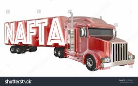 NAFTA North American Free Trade Agreement Stock Illustration ...