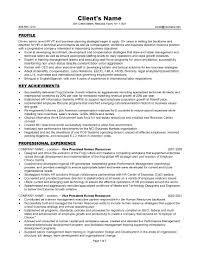 HR Resumes - Human Resources - Resume Samples
