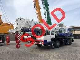 100 Truck Mounted Cranes Melkonian Group