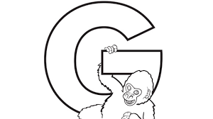 Goodnight Gorilla Clipart