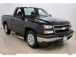 2007 Chevrolet Silverado 1500 Classic Work Truck Regular Cab In Dark ...