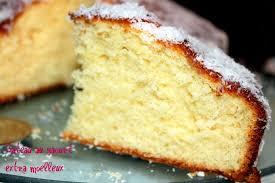 dessert au yaourt nature recette gateau nature yaourt moelleux gâteaux et pâtisseries