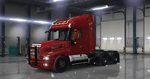 100 Iveco Truck Strator 66 ATS Mod American Simulator Mod