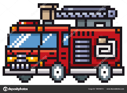 Vector Illustration Cartoon Fire Truck Pixel Design — Stock Vector ... Fire Man With A Truck In The City Firefighter Profession Police Fire Truck Character Cartoon Royalty Free Vector Cartoon Coloring Page Vehicle Pages 6 Cute Toy Cliparts Vectors Pictures Download Clip Art Appmink Build A Trucks Cartoons For Kids Youtube Grunge Background Stock Illustration Pixel Design Stylized And Magician Mascot King Of 2019 Thanksgiving 15 Color For