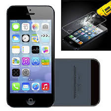 Premium Real Tempered Glass Screen Protector Guard for Apple