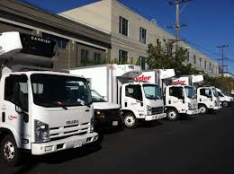 100 Food Trucks Sf Munchery Delivery Service Accused Of NonStop Idling Of
