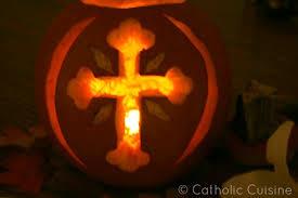 American Flag Pumpkin Pattern by Catholic Cuisine The 2012 Saint O Lantern Link Up