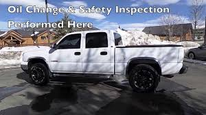 100 2006 Chevy Truck Silverado 1500 Z71 Off Road Crew Cab Pickup For