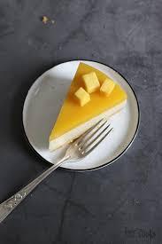 no bake mango kokosnuss kuchen bake to the roots