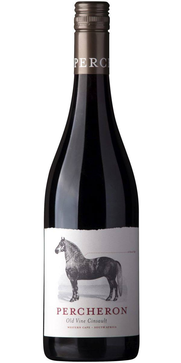Paul Boutinot Cinsault Percheron Old Vine Cinsault - South Africa