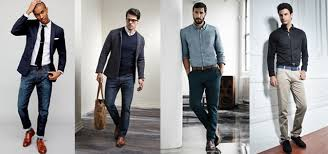 Casual Office Wear Fashion Trends For Men