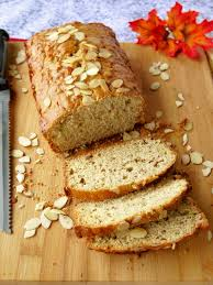 Downeast Maine Pumpkin Bread Recipe by Apple Almond Quick Bread Thereciperedux Cindy U0027s Recipes And