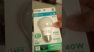 upgrading to led bulb for fridge light refrigerator replacement