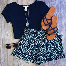 Best 25 Teen Summer Outfits Ideas On Pinterest