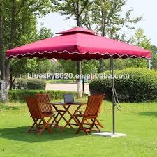 Hot Sales Factory Wholesale Outdoor Pagoda Patio Garden Umbrella Aluminum Waterproof
