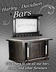 Harley Davidson Home Bars