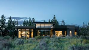 100 Modern Hiuse High Desert House Is Designed To Be Cool Calm And