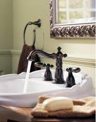 Delta Victorian Bronze Bathroom Faucet by Delta Victorian 3555rb 216rb Two Handle Widespread Bathroom Faucet