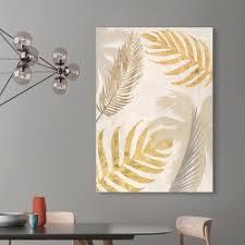 palmblätter gold iii
