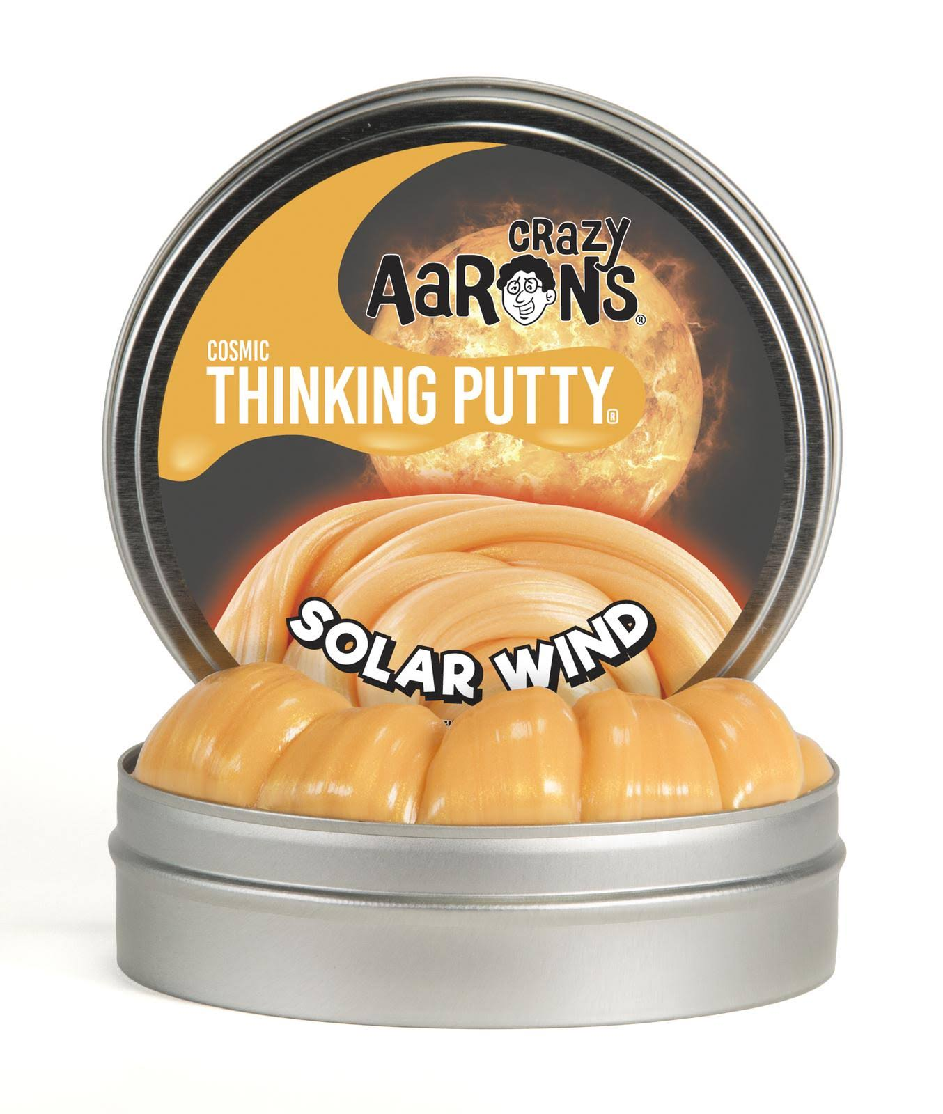 Crazy Aaron's Solar Wind, Cosmic Thinking Putty