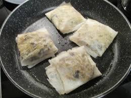 cuisine feuille de brick feuilles de brick farcies aux aubergines crème d amande et curry