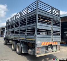 100 26 Truck Assitport Used 2015 UD S CW 490 E07 Cattle Body