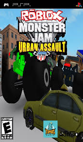 100 Monster Truck New Orleans Roblox Jam Urban Assault For PSP By WubbzyFan13 On DeviantArt