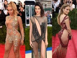 the most daring u0027naked u0027 dresses celebrities have worn business