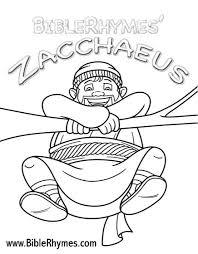22 Best Bible Kids Zacchaeus Images On Pinterest