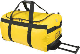 Stormtech Travel trolley bag Waterproof 125 L GBW 2 Yellow