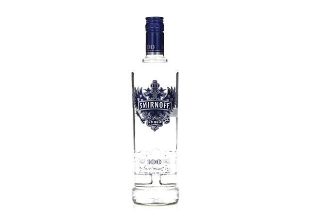 Smirnoff Vodka, Recipe No. 21 - 750 ml