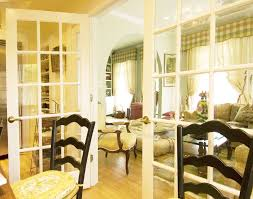 Value City Furniture Nj for a Traditional Living Room with a French Country and Townhouse Redecorate by Kit Golson Design