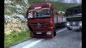 100 Euro Truck Simulator 3 Demo