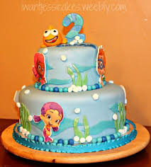 Bubble Guppies Cake Decorations by Bubble Guppies Cake Cake By Jessica Chase Avila Cakesdecor