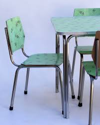 Full Size Of Kitchen Classy Vintage Dining Table Set 50 S Retro And Chairs