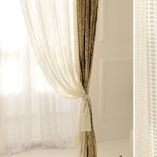White Sheer Voile Curtains by Sparkle Gold Squared White Sheer Curtain Voile Panel