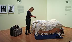 Tracey Emin My Bed by Bed Art Hotelroomsearch Net