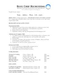 Writing A Resume Careerbuilder Career Hybrid Sample Chronological