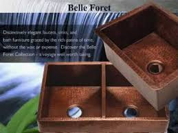 Belle Foret Faucets Kitchen by Belle Foret Faucets Sinks And Furniture Youtube
