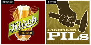 Lakefront Brewery Pumpkin Lager by Lakefront Brewery Rebrands