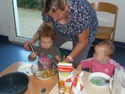 atelier cuisine en creche atelier cuisine à la crèche de sérignan 08 11 16 nounou béziers