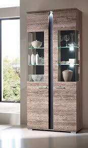 vitrine innostyle spot in eiche die led beleuchtung
