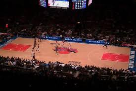 Madison Square Garden View From Section 200 Best Idea Garden