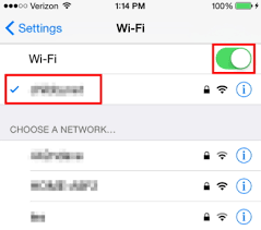 iPhone Can t Connect to Wifi How to Fix